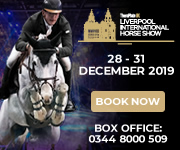 Liverpool International Horse Show 2019 (West Yorkshire Horse)
