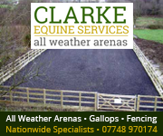 Clarke Equine Services  2018 (West Yorkshire Horse)